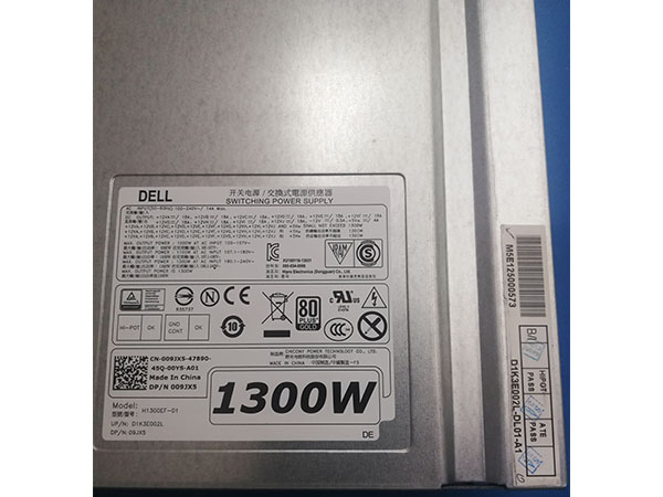 H1300EF-01 DELL T7610 Workstation