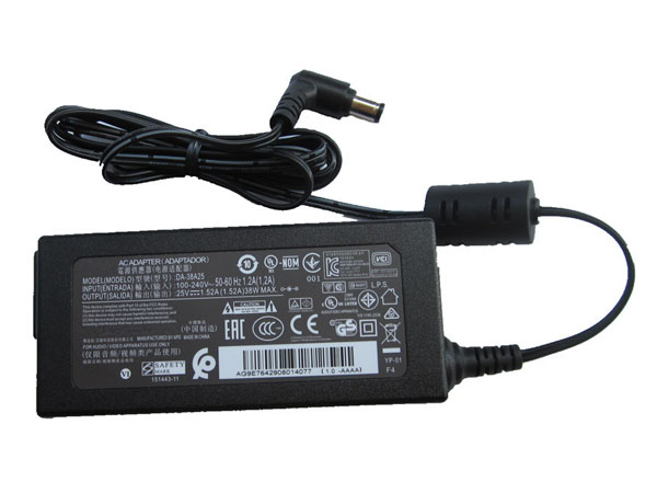 DA-38A25 LG  SH7 SH7B SH78 Soundbar Power Supply