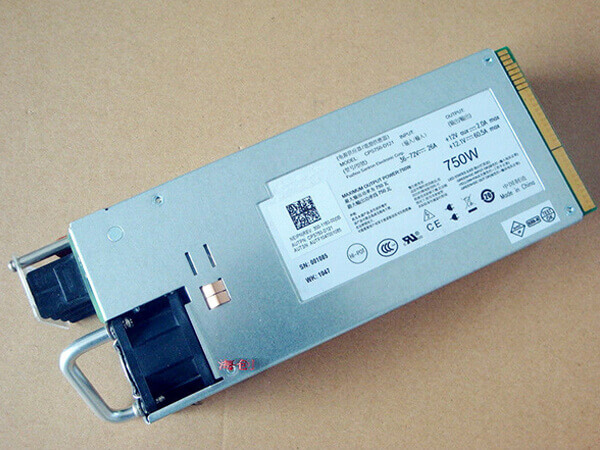 CPS750-D121 DELL R510 R910 Server 750W power supply
