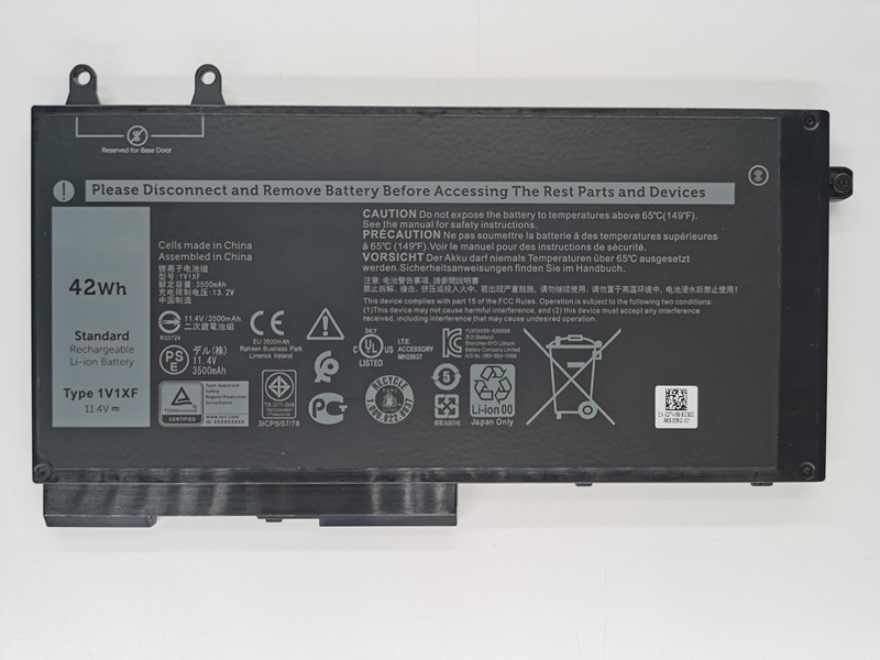 1V1XF Dell Latitude 5400 5500