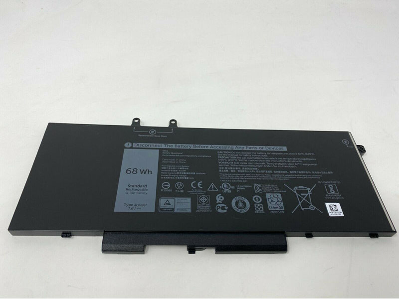 4GVMP Dell Latitude 5400 5401 5500 5501 Precision 3540