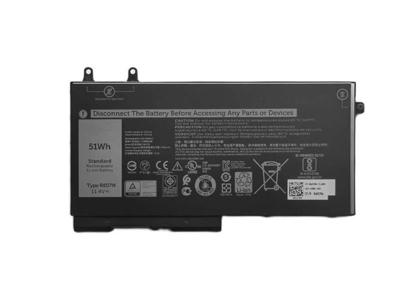 R8D7N Dell Latitude 5401 5501 Precision 3540