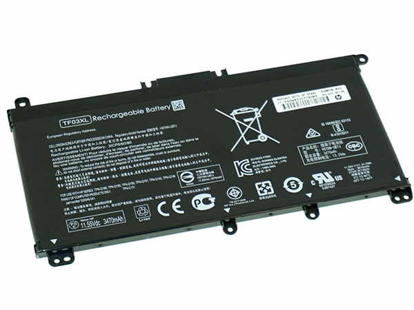 TF03XL HP Pavilion 15-CD HSTNN-LB7X 920046-421 920070-855