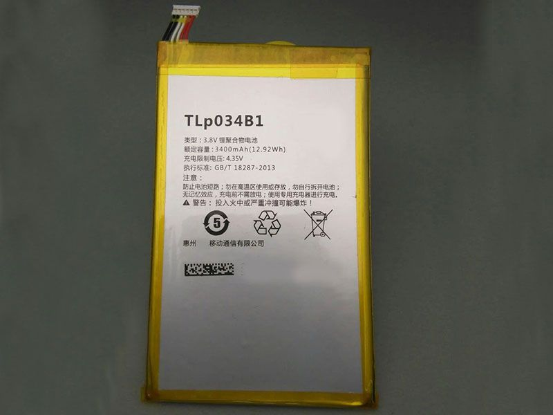 TCL TLP034B1